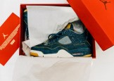JORDAN BRAND X LEVIS AIR JORDAN IV AND REVERSIBLE TRUCKER JACKET-14