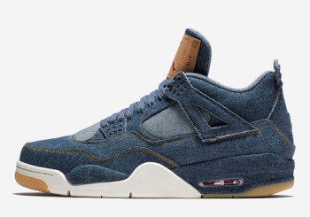 Levis x Air Jordan 4 Retro Denim-02