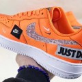 "リーク NIKE AIR FORCE 1 ""JUST DO IT"""