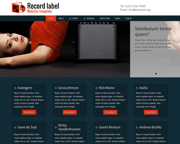 websites for record label business dunamobi local marketing 800