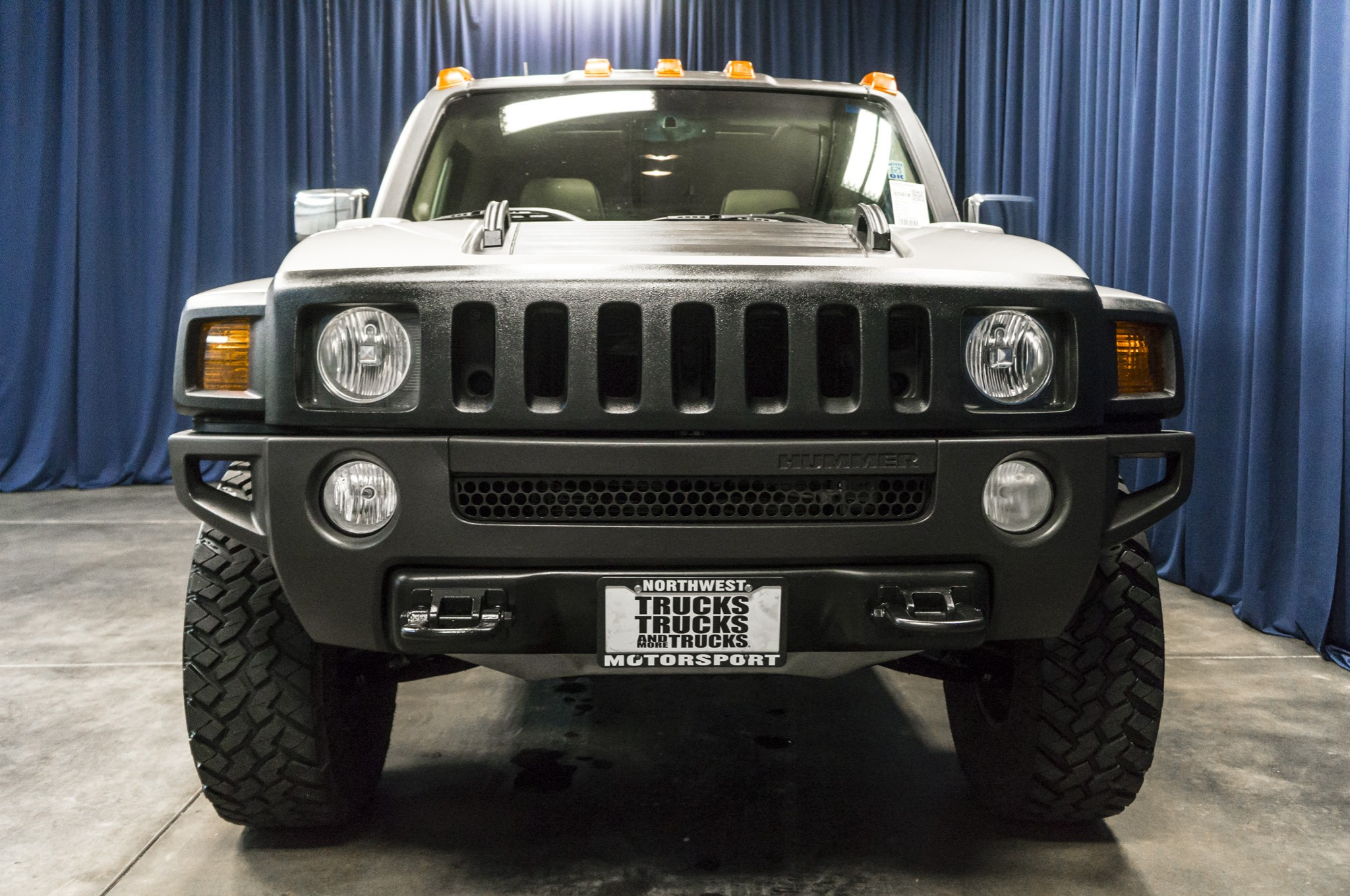 2007 Hummer H3 4x4 Northwest Motorsport