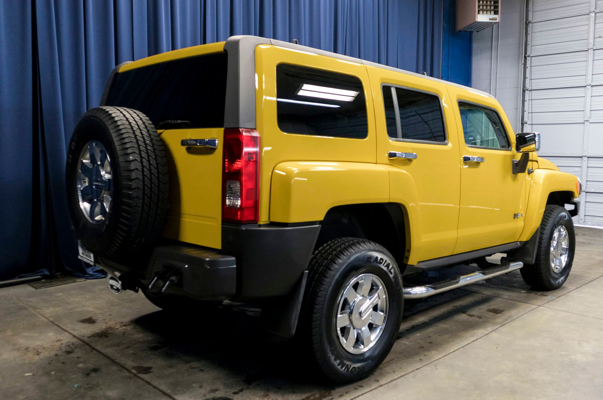 2006 Hummer H3 4x4 Northwest Motorsport