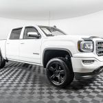 Used Lifted 2017 Gmc Sierra 1500 Elevation 4x4 Truck For Sale Northwest Motorsport