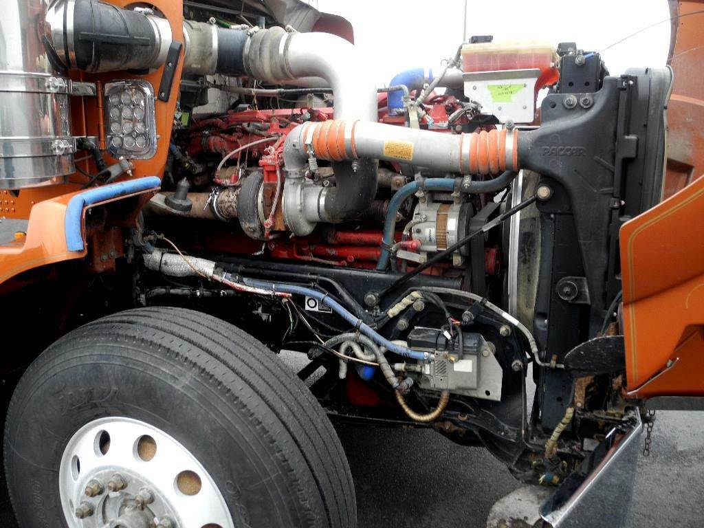 hight resolution of 2013 kenworth t800 tandem axle cab chassis truck cummins isx 600hp 18