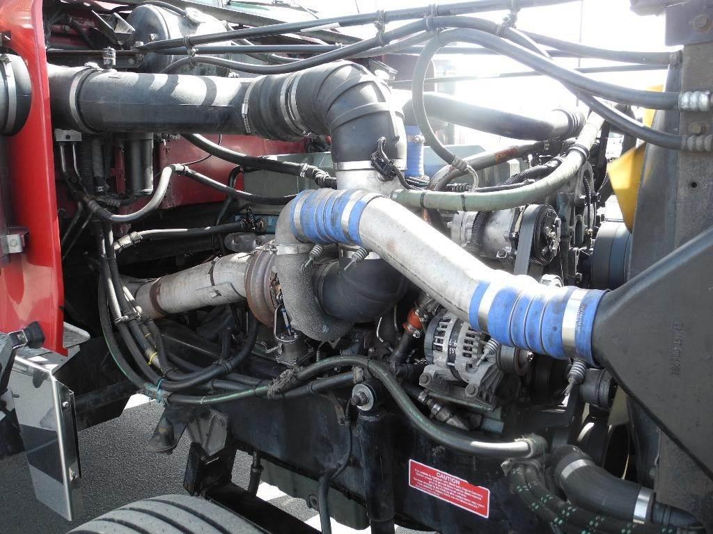 hight resolution of 2007 western star 4900ex sleeper semi truck detroit s60 515hp manual