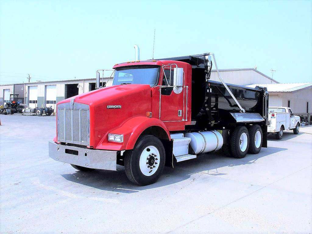 hight resolution of 2000 kenworth t800 dump truck