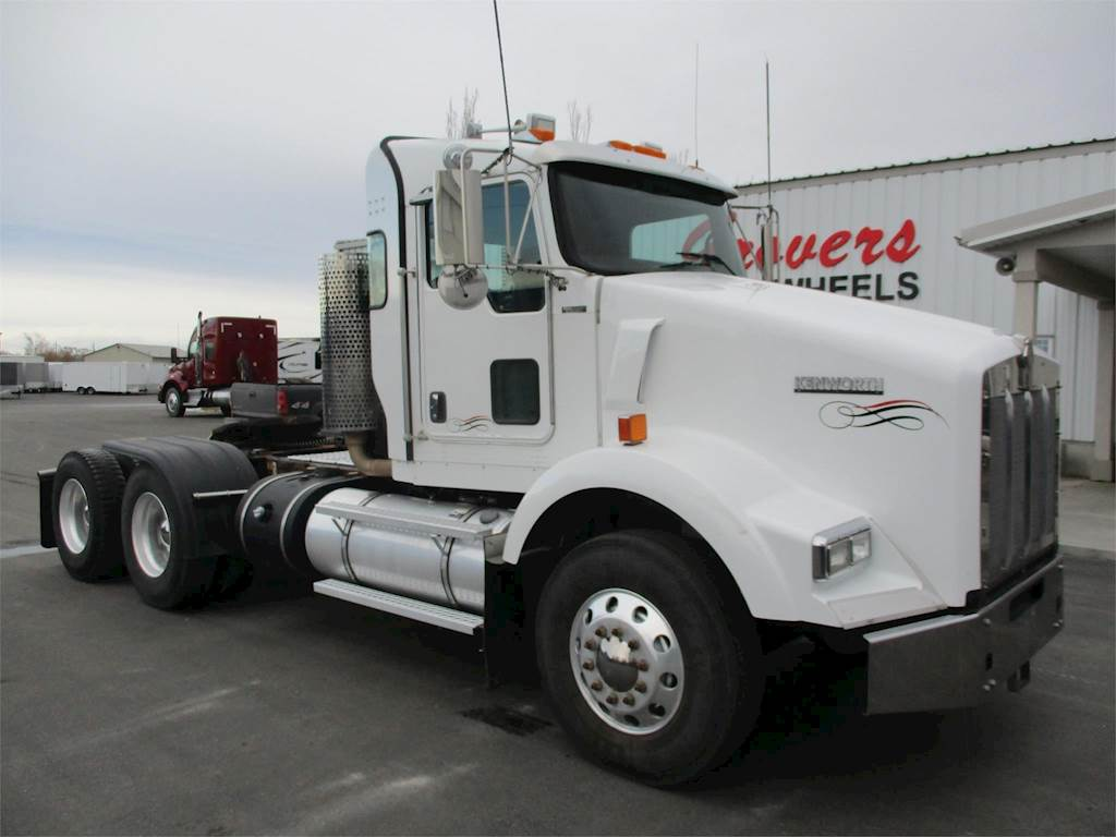 hight resolution of 2012 kenworth t800 day cab truck