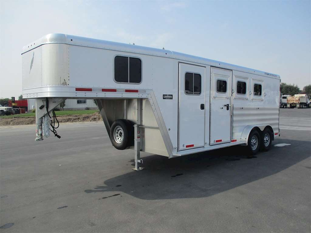 horse trailers 2003 toyota corolla ac wiring diagram 2017 featherlite trailer for sale rigby id