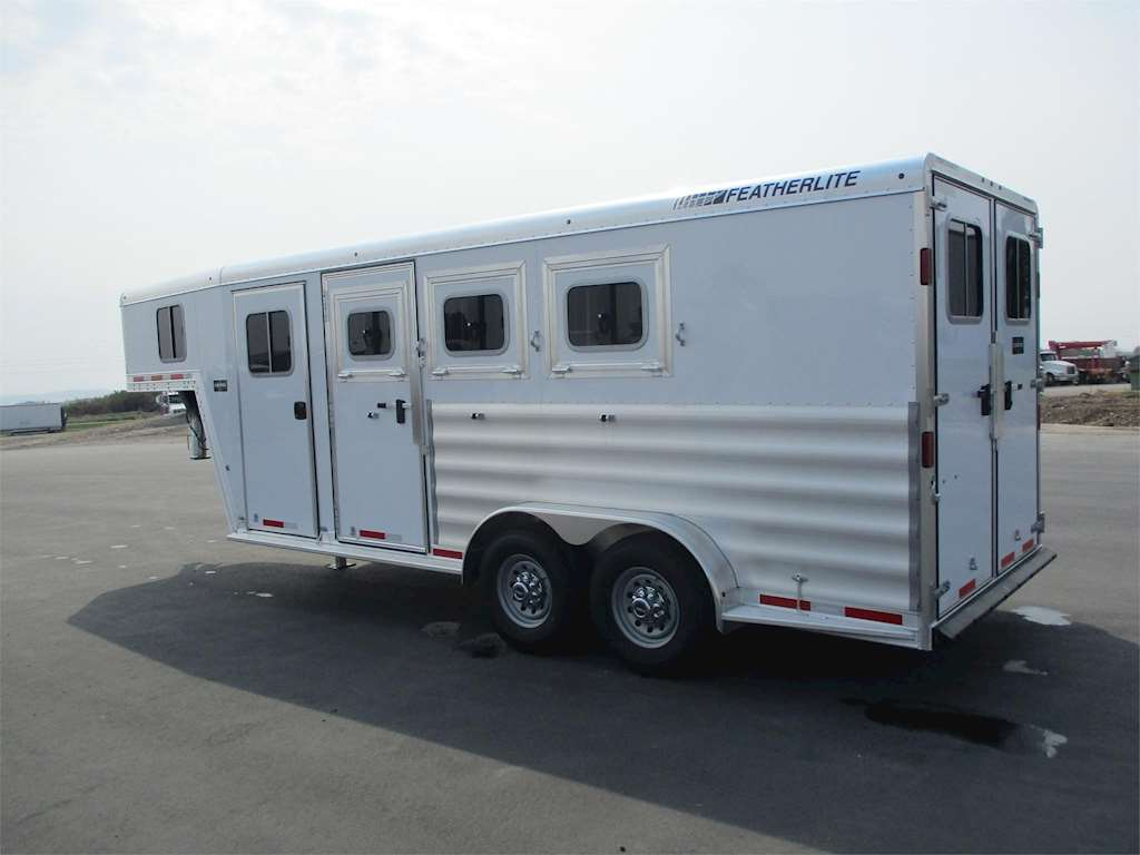 horse trailers ford 4000 wiring diagram pictures 2017 featherlite trailer for sale rigby id
