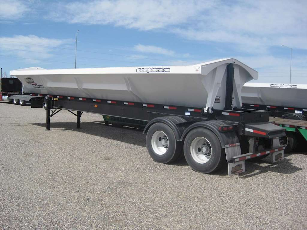 dump trailers for sale mitsubishi eclipse stereo wiring diagram 2016 side industries semi trailer