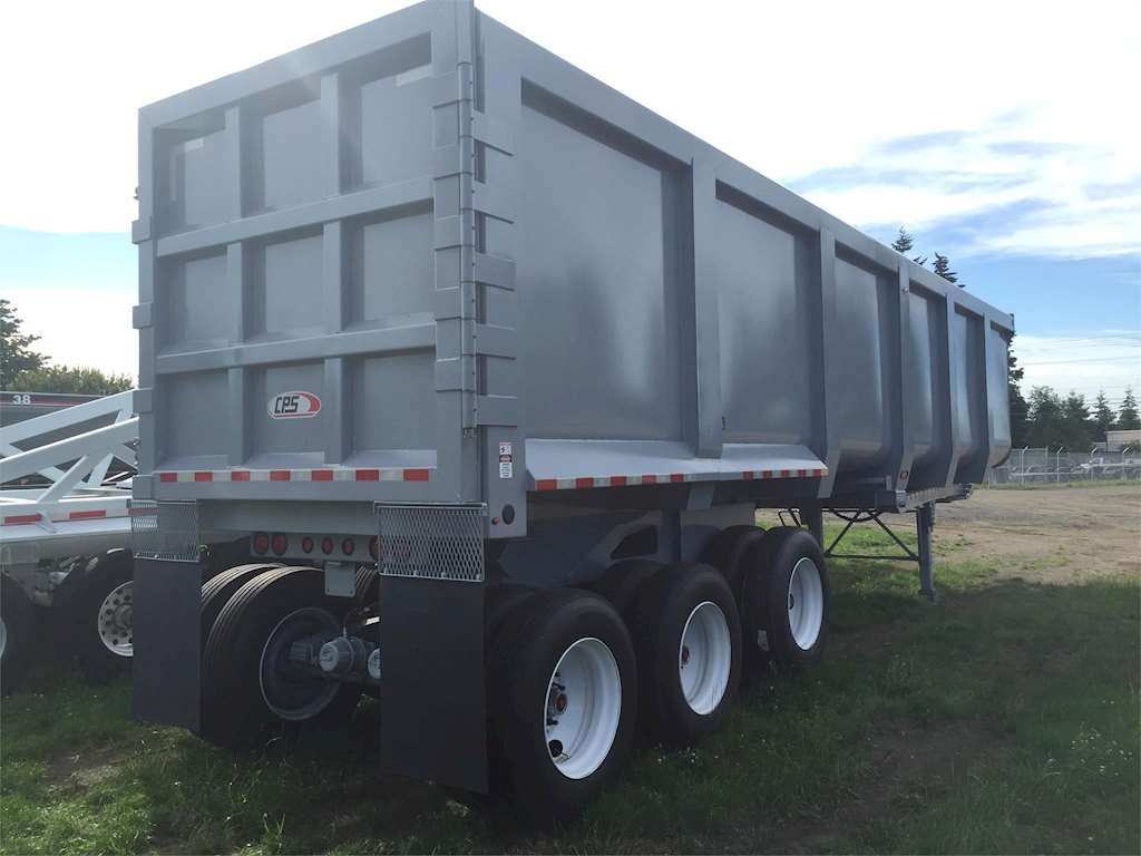 dump trailers for sale 3 way quick coupling manifold 2017 cps end semi trailer lewiston id