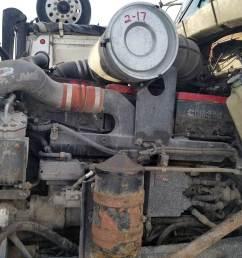 cummins n14 engine for a 2001 kenworth t800 for sale ucon id 10318 11 mylittlesalesman com [ 1024 x 768 Pixel ]