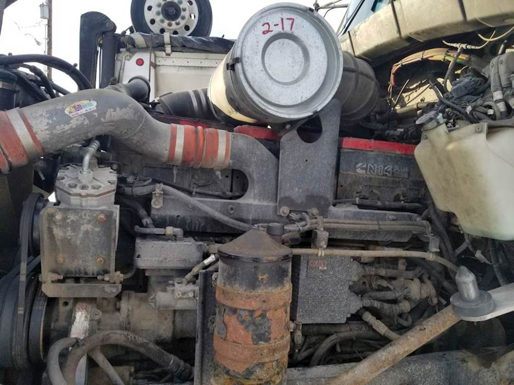 medium resolution of cummins n14 engine for a 2001 kenworth t800 for sale ucon id 10318 11 mylittlesalesman com