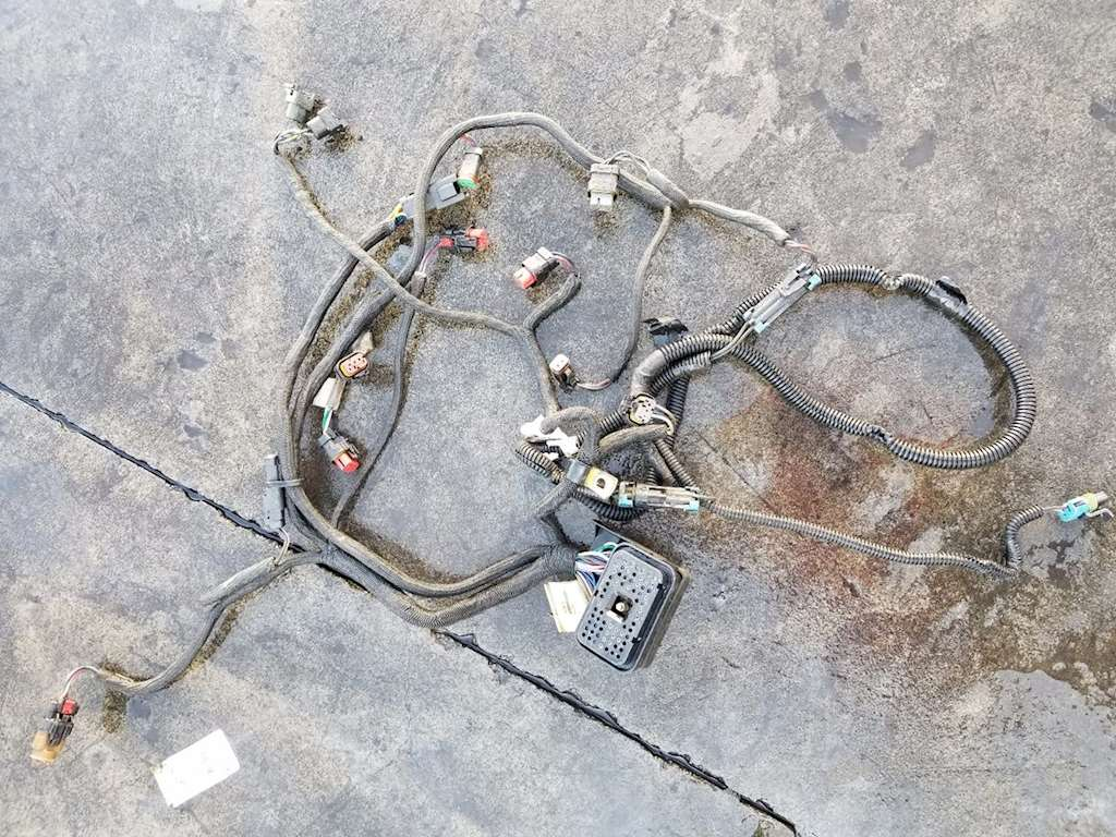 hight resolution of caterpillar c7 wiring harness for a 2006 freightliner m2 106 for sale freightliner radio wiring harness freightliner wiring harness