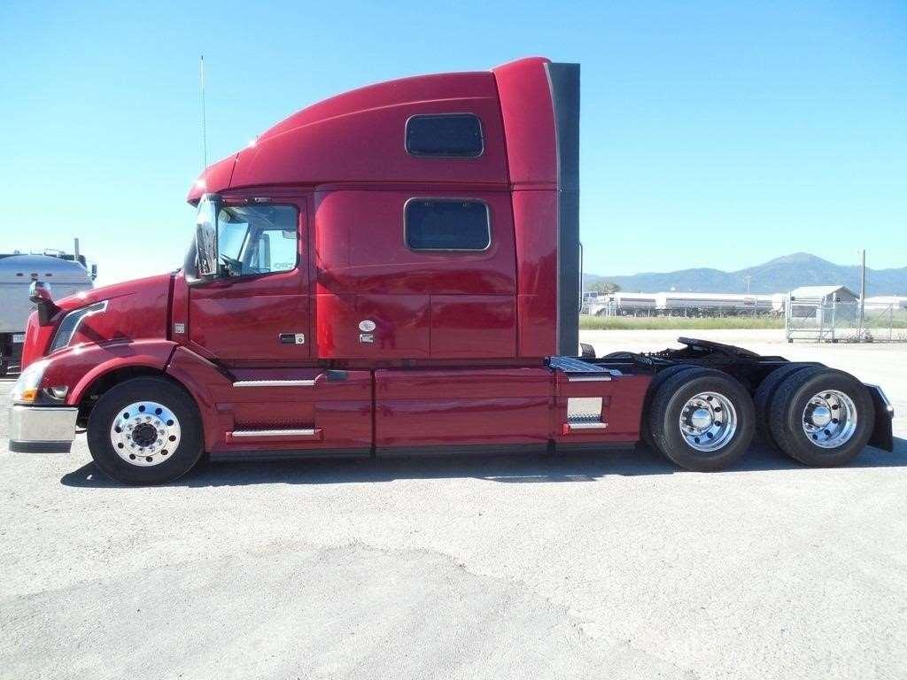 2018 Volvo Vnl64t780 Sleeper Semi Truck For Sale Spokane