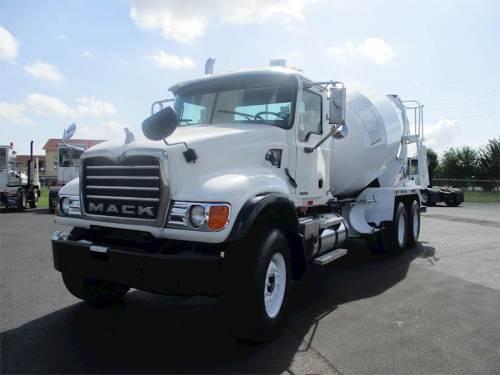 small resolution of 2006 mack granite cv713 mixer ready mix concrete truck