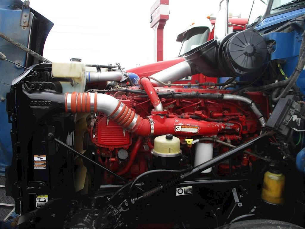 hight resolution of 2012 peterbilt 386 sleeper semi truck cummins isx cummins 400hp manual