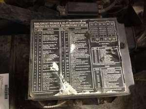 1999 Sterling L9501 Fuse Box For Sale | Jackson, MN | 55284 | MyLittleSalesman