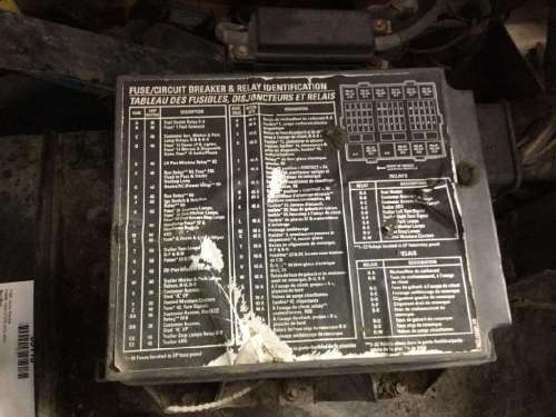 small resolution of 1999 sterling l9501 fuse box for sale jackson mn 2006 sterling truck fuse box diagram 2002 sterling truck fuse box diagram