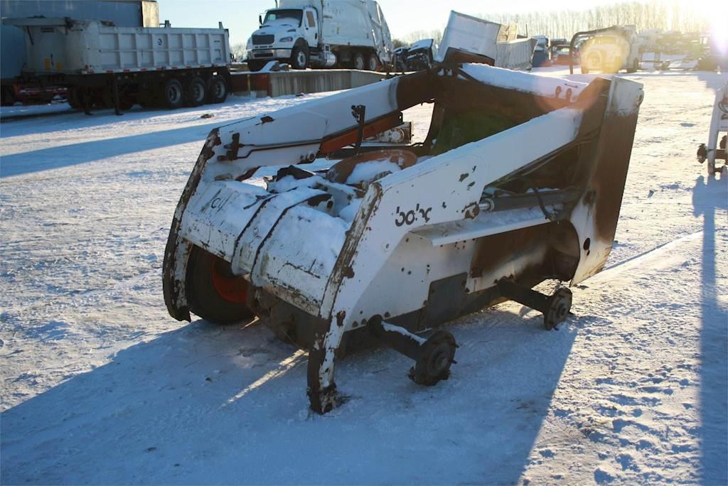 1996 Bobcat 763 Skid Steer Loader For Sale   Jackson. MN   C473   MyLittleSalesman.com