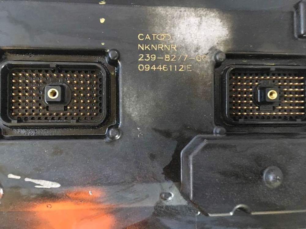 medium resolution of used ecm for a cat c7 engine