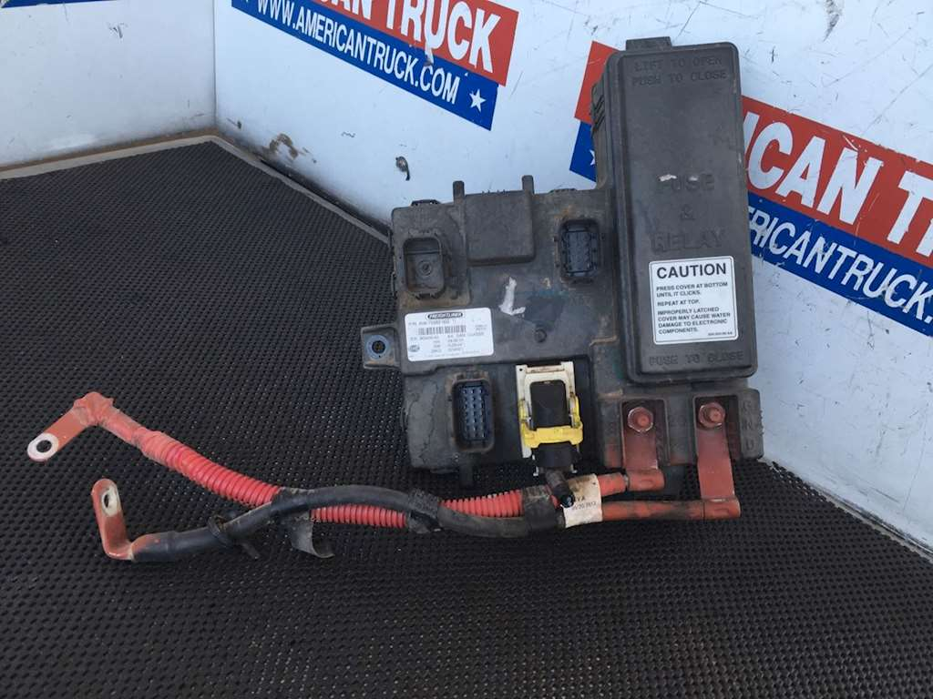 hight resolution of used cab ecu with fuse box for 2014 freightliner cascadia