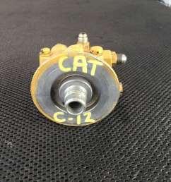 caterpillar c12 primer pump fuel filter housing for sale phoenix [ 1024 x 768 Pixel ]