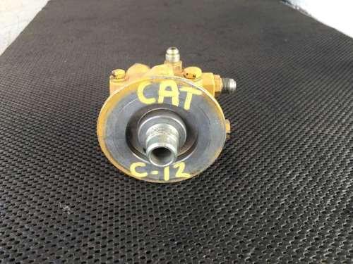 small resolution of caterpillar c12 primer pump fuel filter housing for sale phoenix