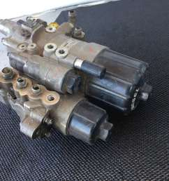 used fuel filter assembly with fuel cooler for detroit dd15 [ 1024 x 768 Pixel ]