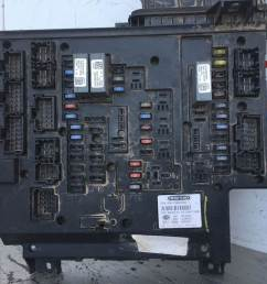used fuse box power distribution module a06 75980 002 [ 1024 x 768 Pixel ]