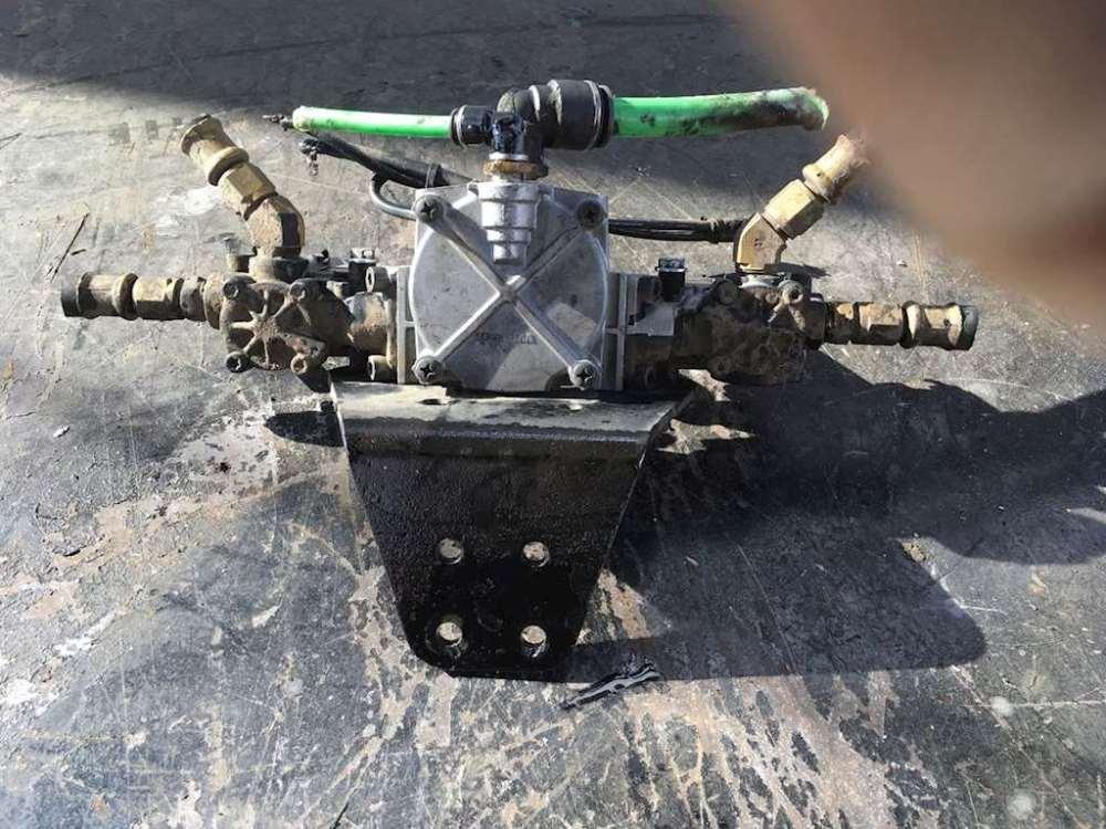 medium resolution of used abs relay valve for a 1999 isuzu npr