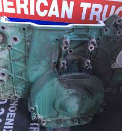 used timing gear cover for a volvo d12 engine for sale phoenix az volvo d12 engine wiring diagram volvo d12a engine diagram [ 1024 x 768 Pixel ]