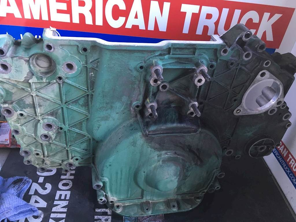 hight resolution of used timing gear cover for a volvo d12 engine for sale phoenix az volvo d12 engine wiring diagram volvo d12a engine diagram