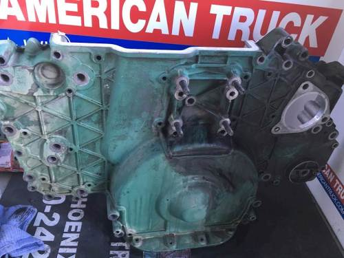 small resolution of used timing gear cover for a volvo d12 engine for sale phoenix az volvo d12 engine wiring diagram volvo d12a engine diagram