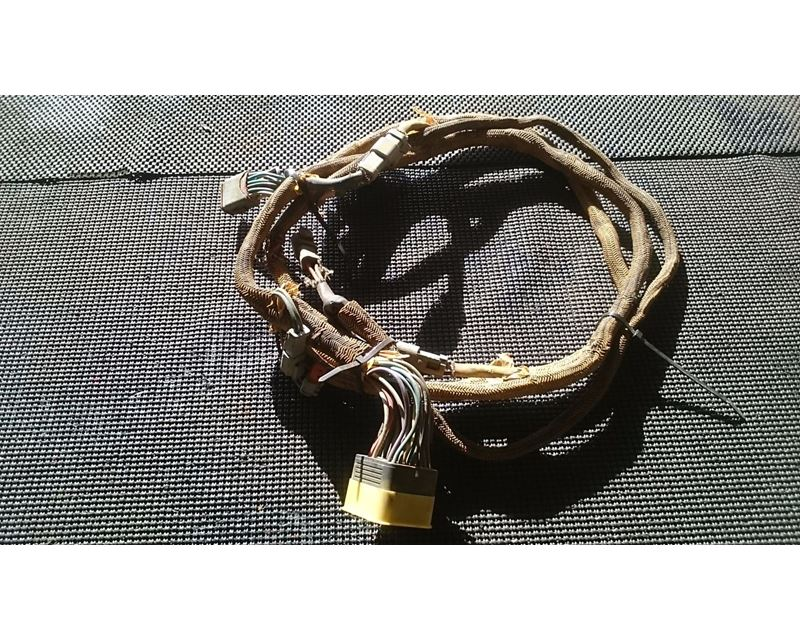 Cat 3126 Engine Wiring Harness Used Description Wiring Harness With