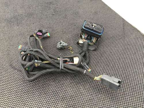 small resolution of used engine wiring harness for caterpillar