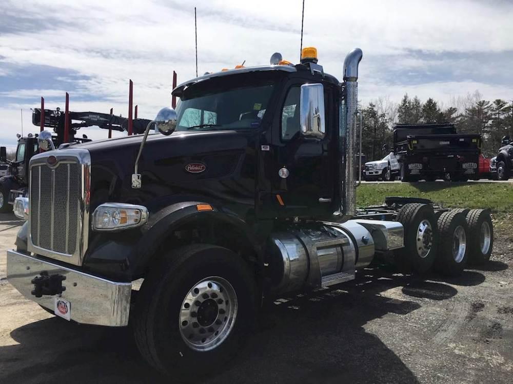medium resolution of 2020 peterbilt 567 tri axle day cab truck cummins x15 565hp manual for sale 32 miles bangor me x8283 mylittlesalesman com