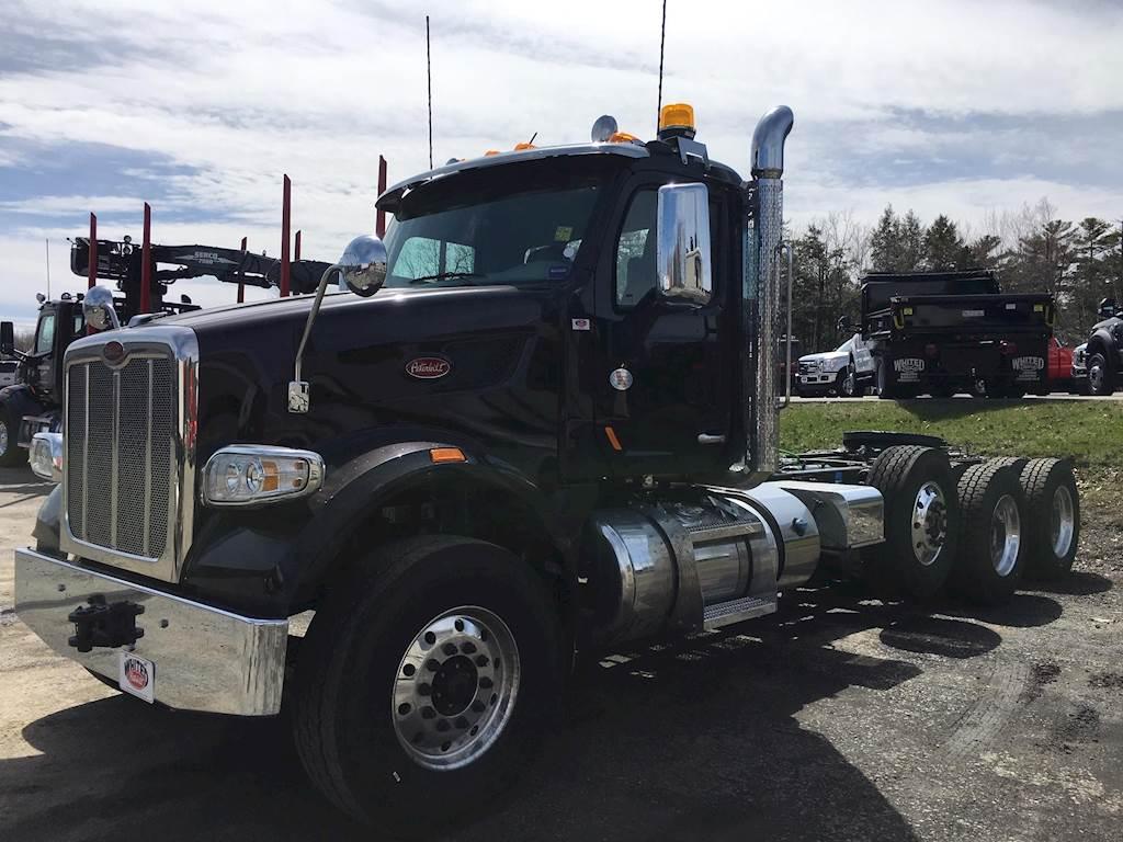 hight resolution of 2020 peterbilt 567 tri axle day cab truck cummins x15 565hp manual for sale 32 miles bangor me x8283 mylittlesalesman com