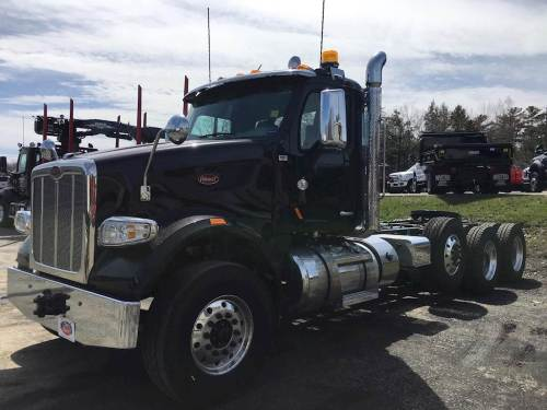small resolution of 2020 peterbilt 567 tri axle day cab truck cummins x15 565hp manual for sale 32 miles bangor me x8283 mylittlesalesman com