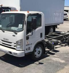 2019 isuzu nqr cab chassis truck [ 1024 x 768 Pixel ]