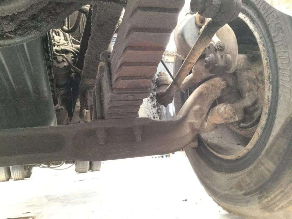 medium resolution of 1989 ford all front axle assembly for a ford ltl9000