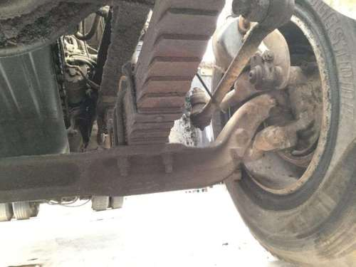 small resolution of 1989 ford all front axle assembly for a ford ltl9000