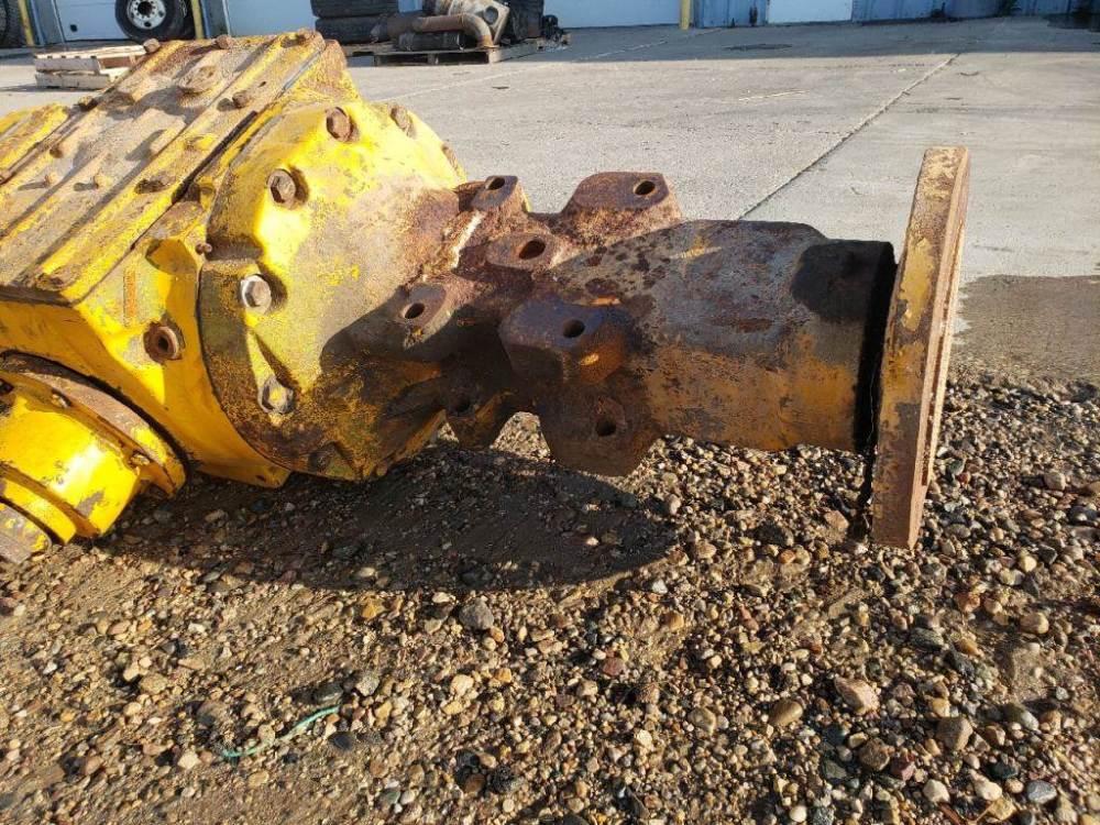 medium resolution of 1974 john deere 644b rear axle assembly