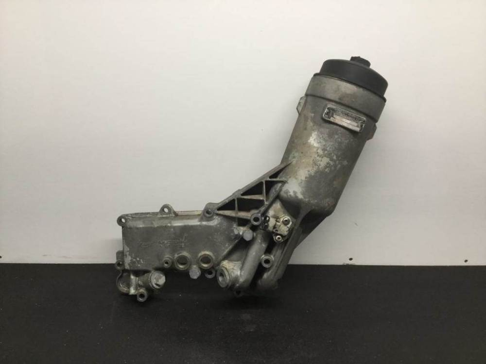 medium resolution of mercedes benz mbe4000 engine oil filter base