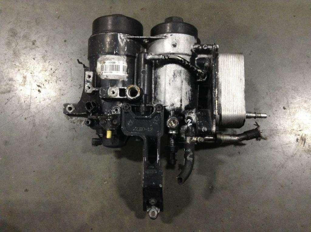 international dt466 fuel filter housing