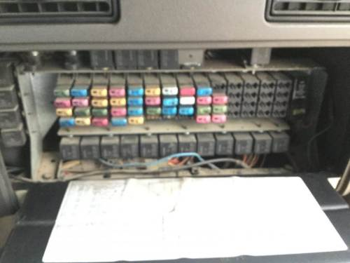 small resolution of  fuse boxes panels international 9400 9854796 8600 international fuse box cover on 8600 download wirning diagrams