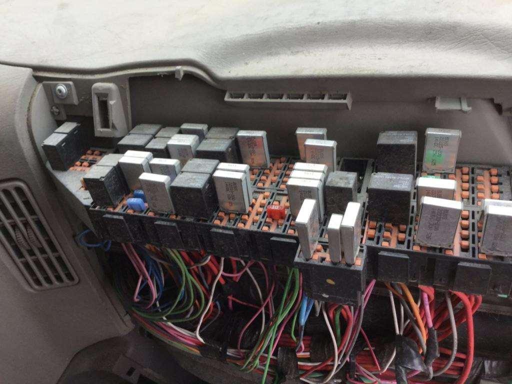 international prostar wiring diagram 2002 ford explorer radio 2011 fuse box for sale spencer ia