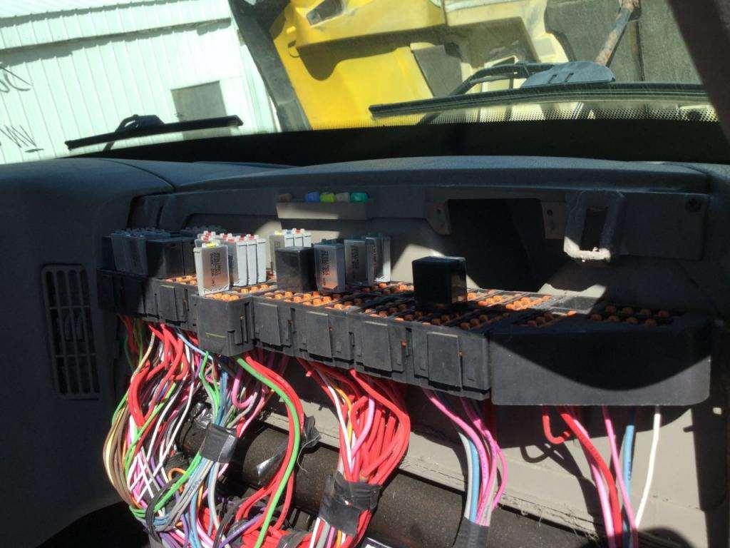 semi trailer wiring diagram us honda crv ecu 2012 international transtar 8600 fuse box for a (8600) sale | spencer ...
