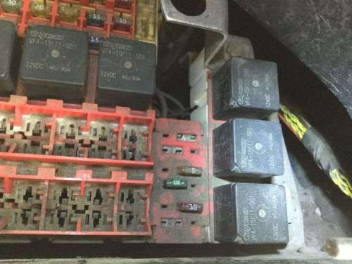 small resolution of 2006 kenworth t2000 fuse box for sale spencer ia freightliner fld120 kenworth t660