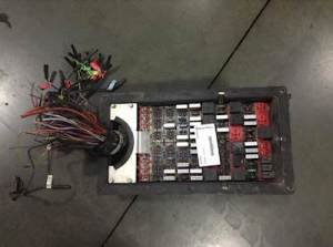 Kenworth T800 Fuse Panel Wiring Diagram  Wiring Diagram